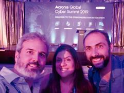 Acronis Global Cyber Summit 2019